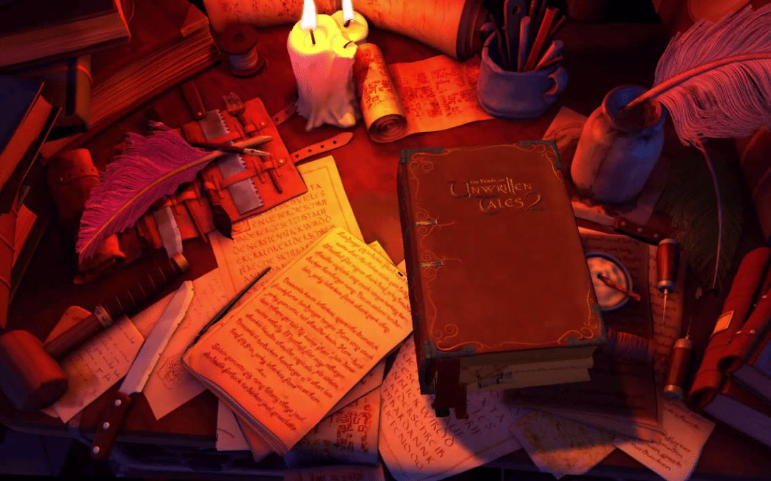 Let's Play: The Book of unwritten Tales 2